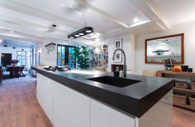 Keuken Keizersgracht
