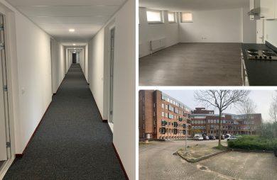Renovatie Kantoorpand Naar 151 Appartementen
