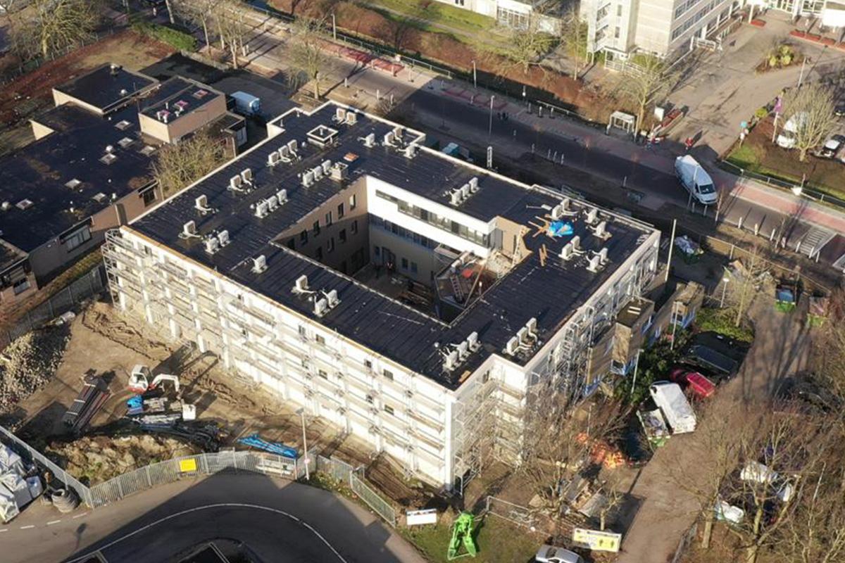 Update Appartementen Complex